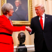 theresa-mays-government-has-rejected-a-petition-to-ban-trump-from-visiting-britain