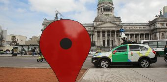 Google Street View began its works in Argentina