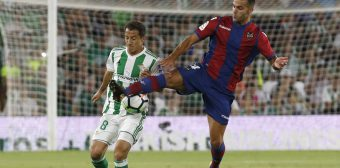 Real Betis vs Levante UD