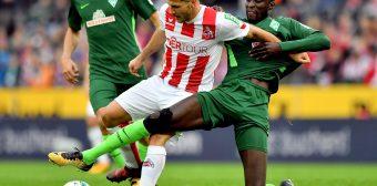 FC Cologne vs Werder Bremen