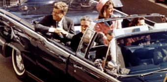November 22, 1993 will mark the 30th anniversary of the assassination of President John F. Kennedy. President and Mrs. John F. Kennedy, and Texas Governor John Connally ride through Dallas moments before Kennedy was assassinated, November 22, 1963 - PBEAHUNJXEH