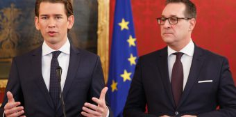 Coalition negotiations to form Austrian government